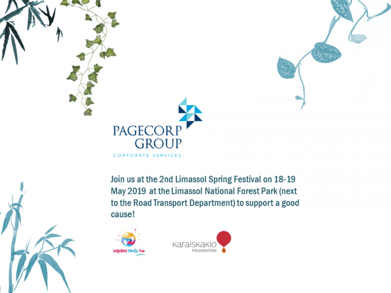 Silver Sponsors to the 2nd Limassol Spring Festival