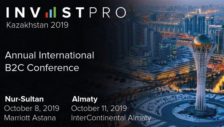 InvestPro Conference Kazakhstan